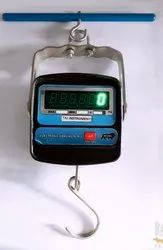 Digital Hanging Scale for LPG Gas Delivery Aluminium Die Cast Body 50Kg-10g  0.56 GREEN LED Display