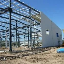 Industrial Sheds Prefabricated Structure