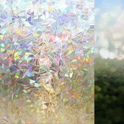 Decorative Window Glass Holographic Film