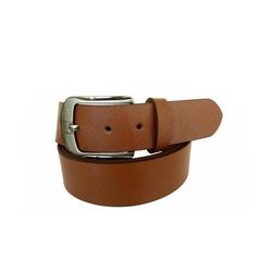 Brown Male Leather Belt