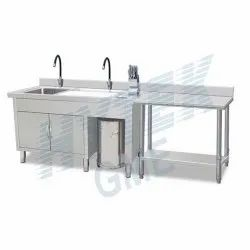 Multi Functional Food Processing Table