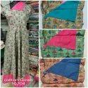 Designer Cotton Gown