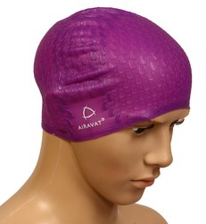 Airavat KD Bubble Swimming Cap