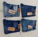 Mens Branded Narrow Fit Jeans
