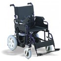 Power Wheelchair With Battery