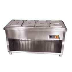 12-Bowl Bain Marie Electric 8-9 Kg Table Top