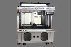 Reflector and Housing Assembly Machine