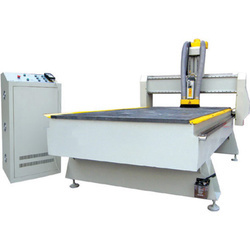 Automatic Wood Working Machine
