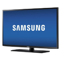 Black Samsung Hg43aj570 Led Tv, Screen Size: 43 Inches