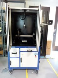 4 Axis Pick & Place System Control Panel