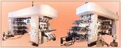 Semi Automatic Gearless CI Flexo Machine