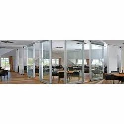 Movable Aluminum Partitions