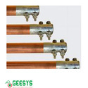 Copper Bonded Rods with Tinned Terminals