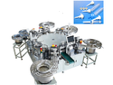 Infusion set assembly machine