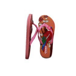 Women Rubber Girls Fancy Slippers, Size: 4-9