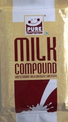 Pure Temptation Milk Chocolate Compound