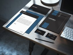 Stationery graphic design service