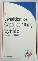 Lynide 10mg capsules