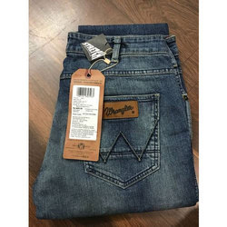 Mens Stretchable Denim Jeans, Waist Size: 36 And 38