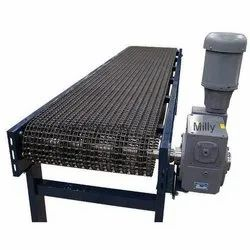 Honeycomb Mesh Conveyor Belt