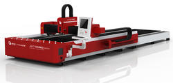 Fiber Laser Metal Cutting Machine ( With Auto Palet Changer)