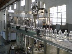 Turnkey Packaged Water Bottling Plant