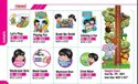 Cutouts For Pre School Kindergarten Kids