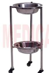 Two Tier Bowl Stand: Double