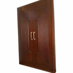 Designer Wooden Door in Mohali, डिजाइनर लकड़ी