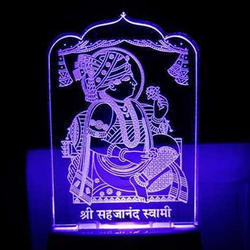 Decorative Acrylic LED God Night Lamp