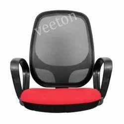 Black Veeton Chair Net Back, For Office Chair