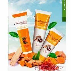 Avon Naturals Ayurvedic Whitening Cream And Cleanser Scrub And Mask