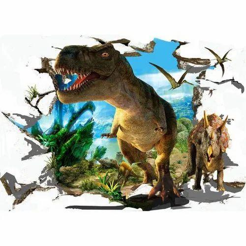 Dinosaur 3d Wallpaper