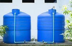 Impact Blue Water Tank
