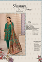 Shanaya Festive Pakistani Ladies Suits Collection