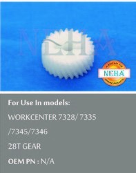 WC 7328/7335/7345/7346 2BT Gear OEMPN :N/A