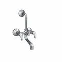 Blues Skyy L Bend Wall Mixer For Bathroom Fittings, Packaging Type: Box