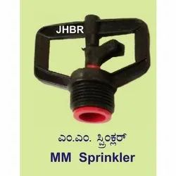Water Irrigation MM Sprinkler