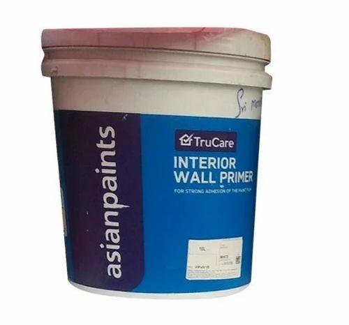 Gloss Asian Paints Interior Wall Primer 10l Rs 2300 Bucket Ramu Ceramics Id 20337187948