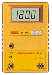 Digital Insulation Tester DIT99D