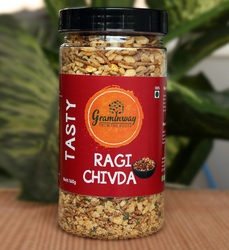 Graminway Tasty Ragi Chivda