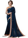 Georgette Blooming Colours Saree