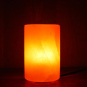 Cylinder Shape Salt Lamp