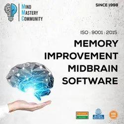 Memory Improvement Midbrain Software, in Pan India