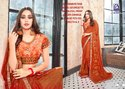 Rachna Georgette Simmie Catalog Saree Set For Woman 8