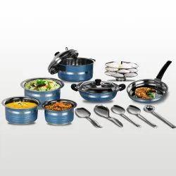 14pc HTR Coating Cookware Set