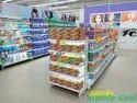 Supermarket End Racks