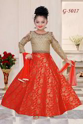 Red Hot Kids Lehenga