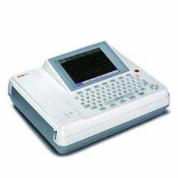 12 Channel ECG Machine, Digital