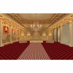 Gurudwara Printed Carpet